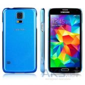 Чехол Devia Glimmer for Samsung Galaxy S5 Blue