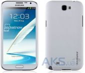 Чехол Momax Ultra Tough Soft case for Samsung N7100 Galaxy Note II White (CHUTSANOTE2AW)