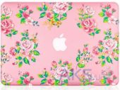 Вид 5 - Чехол Kuzy Vintage Flower Case for MacBook Air 13 Pink