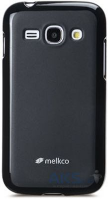 Чехол Melkco Poly Jacket TPU case for Samsung S7270/7272 Black