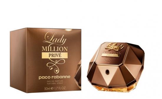 one million parfym dam
