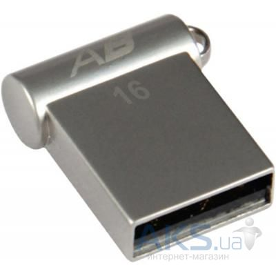 Флешка Patriot 16GB AUTOBAHN ultra-compact Silver USB 2.0 (PSF16GLSABUSB)