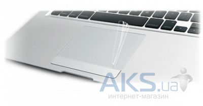 "Защитная пленка Capdase TouchPad Protector ix-KATA for MacBook Air 13""/White 13""/Pro 13""/15""17"" 2010/11"