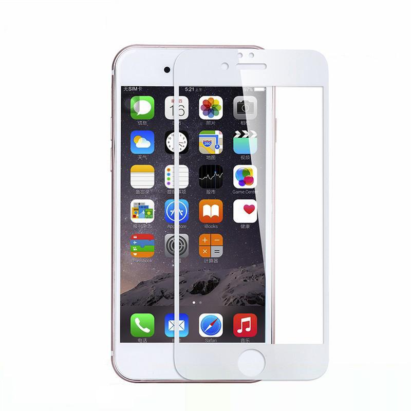 ... Защитное стекло IMAX 3D glass Apple iPhone 6 plus, iPhone 6S Plus White