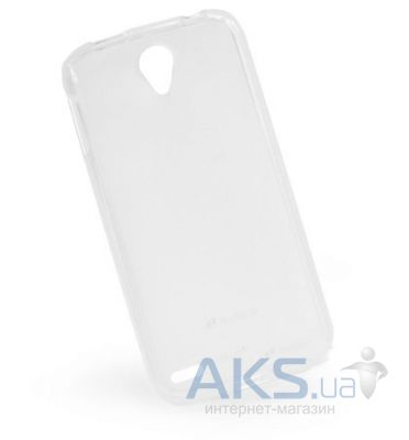Чехол Original TPU Case Lenovo A830 White