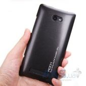Вид 5 - Чехол Rock Naked Shell Series HTC 8X Accord C620e Black (HT 8X-44580)