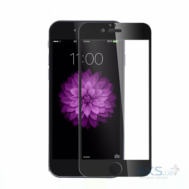 Вид 3 - Защитное стекло IMAX 3D glass Apple iPhone 7, iPhone 8 Black