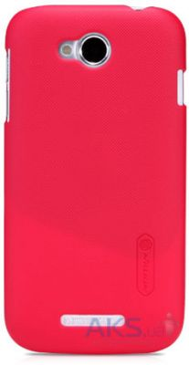 Чехол Nillkin Super Frosted Shield Lenovo A706 Red