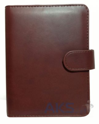 Обложка (чехол) Korka Classical Brown (Ak4T-Clas-pu-br) для Amazon Kindle Touch/Kindle Paperwhite