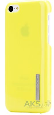 Чехол Rock Ethereal Series Apple iPhone 5C Yellow