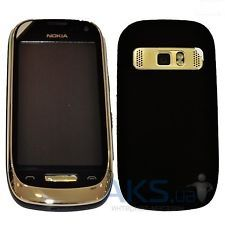 Корпус Nokia C7-00 Oro Original Black