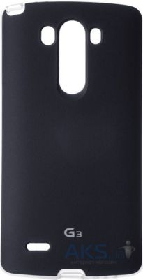 Чехол VOIA Jell Skin for LG Optimus G3 (D850) black