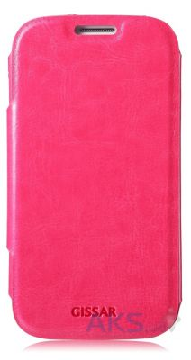 Чехол Gissar Energy For Samsung Galaxy I9500 S4 Solid Pink