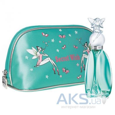 Anna Sui Secret Wish Набор 30 ml