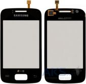 Сенсор (тачскрин) для Samsung Galaxy Y Duos S6102 Original Black