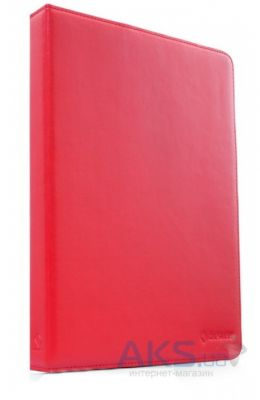Чехол для планшета Capdase Capparel Protective Case Forme Red/Black for iPad 2 (CPAPIPAD2-1091)