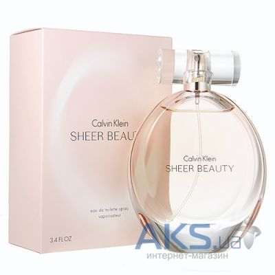 Calvin Klein Sheer Beauty Туалетная вода 30 ml