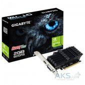 Видеокарта Gigabyte GeForce GT710 2GB (GV-N710D5SL-2GL)