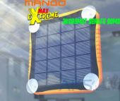 Внешний аккумулятор MANGO MAX Xtreme Solar PowerBox 5600mAh Orange