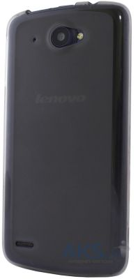 Чехол Original TPU Case Lenovo S750 Black