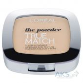 Вид 2 - Пудра L'OREAL True Match №D3-W3 Golden Beige