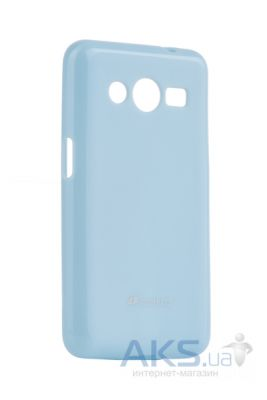 Чехол Melkco Poly Jacket TPU Case for Samsung G355/Core Blue