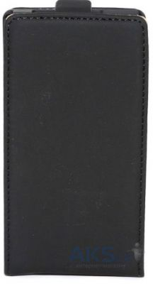 Чехол Leaf leather flip case for Sony LT36h Xperia Z Black