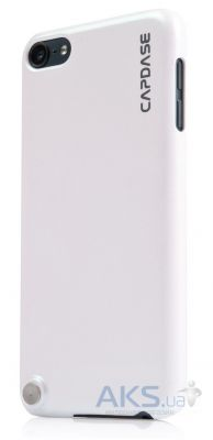 Чехoл Capdase Karapace Jacket Pearl White for iPod touch 5Gen