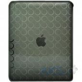 Чехол для планшета Dexim Silicon Case for Apple iPad 2/3/4 Black