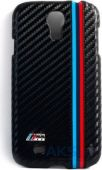 Чехол BMW Hard Case for Samsung Galaxy S4 Carbon Effect (BMHCS4MC)