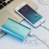 Вид 3 - Внешний аккумулятор power bank Yoobao Master Power Bank 7800mAh yb-m3 Blue