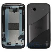 Корпус HTC Sensation XE Z715e Black
