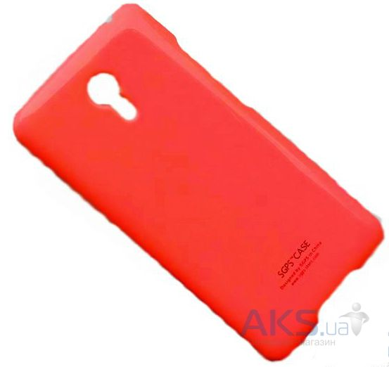 Чехол SGP Candy Color Series Meizu M2, M2 mini Red