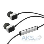 Гарнитура для телефона Harman Kardon In-Ear Headphone AE Black (HARKAR-AE)