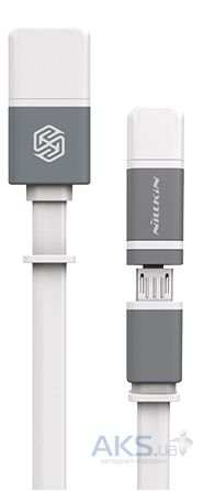 Кабель USB Nillkin Plus Cable II White