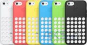 Вид 2 - Чехол Apple Designed iPhone 5C Case MF038 Yellow
