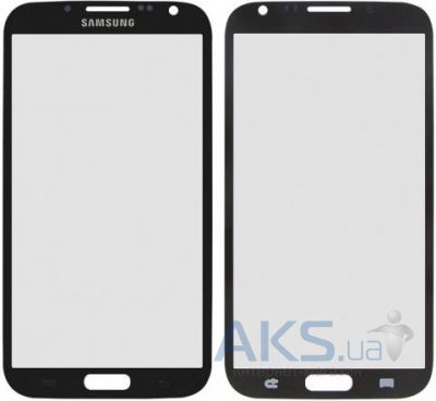 Стекло для Samsung Galaxy Note 2 N7100 Original Grey
