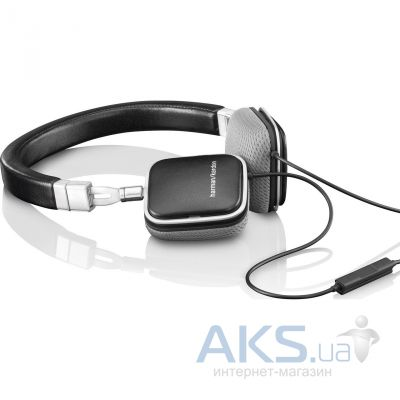 Наушники (гарнитура) Harman Kardon On-Ear Headphone SOHO I Black (HKSOHOIBLK)