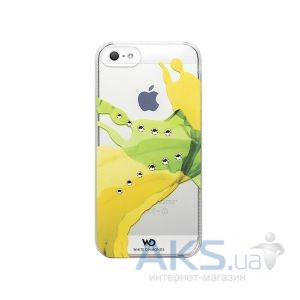 Чехол White Diamonds Liquids Mango Apple iPhone 5, iPhone 5S, iPhone 5SE (1210LIQ8)