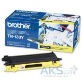 Картридж Brother HL-40xxC, MFC9440, DCP9040 (TN130Y) yellow