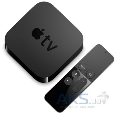 Медиаплеер Apple TV 4th generation 64GB (MLNC2)