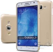 Чехол Nillkin Super Frosted Shield Samsung J700 Galaxy J7 Gold