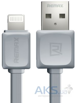 Кабель USB REMAX Fast Data Cable for Apple Grey