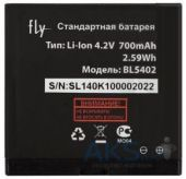 Аккумулятор Fly SL140DS / BL5402 (700 mAh) Original