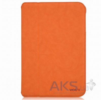 Чехол для планшета Vouni Leisure Apple iPad Mini, iPad Mini 2, iPad Mini 3 Orange