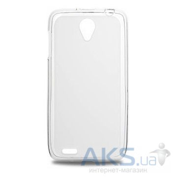 Чехол Celebrity TPU cover case for Lenovo S650 White