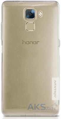 Чехол Nillkin Nature Series Huawei Honor 7 Transparent