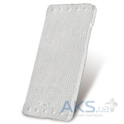 Чехол Melkco Book leather case for HTC Desire 600 White (O2DE60LCFB2WELC)