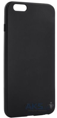 Чехол Melkco Poly Jacket TPU for Apple iPhone 6 Plus Black