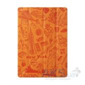 Чехол для планшета Ozaki O!coat  New York for iPad Air 2 Orange (OC119NY)